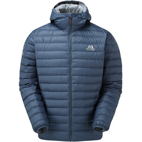 Mountain Equipment Earthrise Jakke Herrer, denim blue